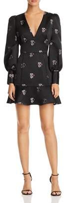 Joie Minia Floral Mini Dress