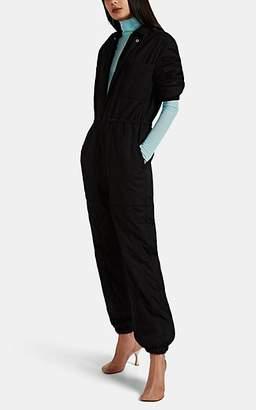 Maison Margiela Women's Tech-Canvas Padded Jumpsuit - Black
