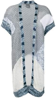 Lorena Antoniazzi colour-block cardigan