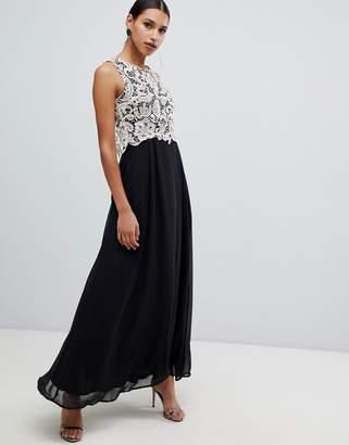 AX Paris maxi dress with embellishment