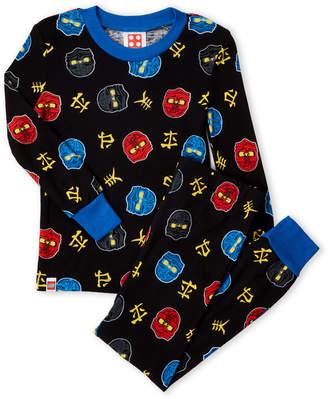 Lego Boys 8-20) Two-Piece Ninjago Tee & Pants PJ Set