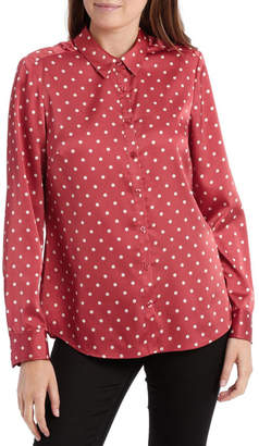 Long Sleeve Shirt With Collar