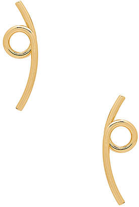 Jenny Bird The Loops Earrings