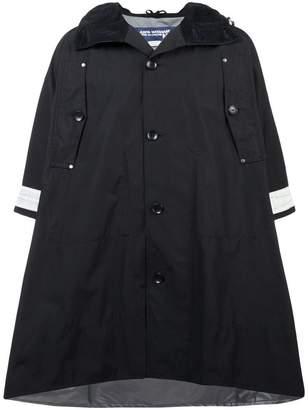 Junya Watanabe half sleeve hooded coat