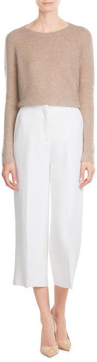 Max MaraMax Mara Cashmere Pullover with Silk