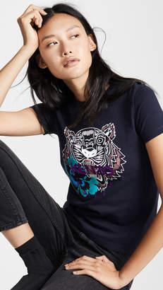 Kenzo Flower Tiger Relax T Shirt