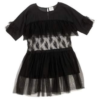Laurence Dolige Black Cotton Dresses