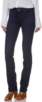 Paige Transcend - Skyline Straight Leg Jeans