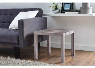 Mainstays Parsons Square End Table, Multiple Colors