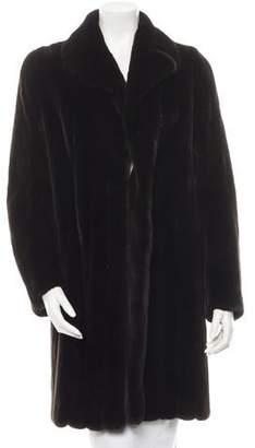 Michael Kors Mink Fur Coat