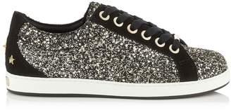 Jimmy Choo Cash Glitter Sneakers