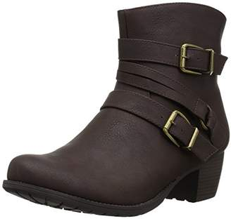 Easy Street Shoes Women's Coby Ankle Bootie