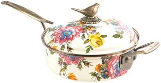 Mackenzie Childs MacKenzie-Childs - Flower Market Saute Pan