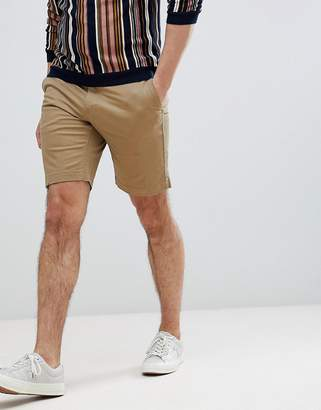 ONLY & SONS Chino Shorts In Beige