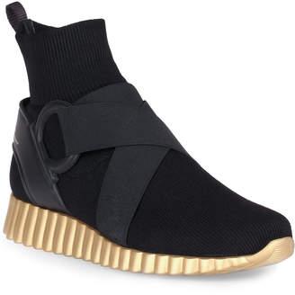 Salvatore Ferragamo Noto Black sneaker