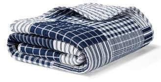 Nautica Key Haven Quilted Throw