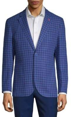 Tailorbyrd Check Jacket