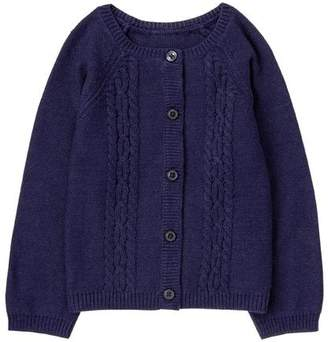 Gymboree Cable Knit Cardigan