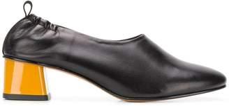 Fabio Rusconi elasticated pointed toe pumps