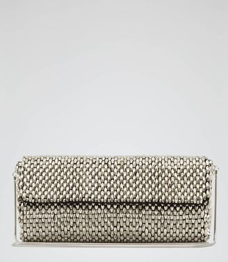 Souxie BEADED CLUTCH $180 thestylecure.com
