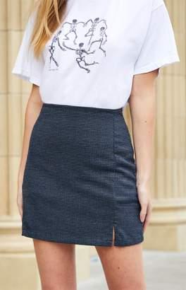 John Galt Charcoal Cara Skirt