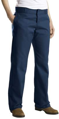 Dickies Women's Original 774 Straight-Leg Work Pants