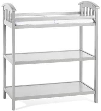 Child Craft Child CraftTM Delaney Changing Table in Cool Grey
