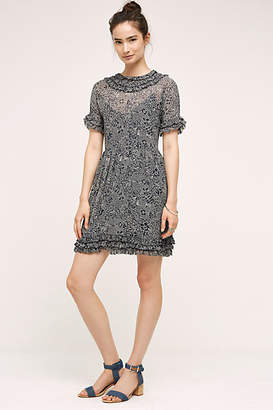MiH Jeans Floral Shadows Dress
