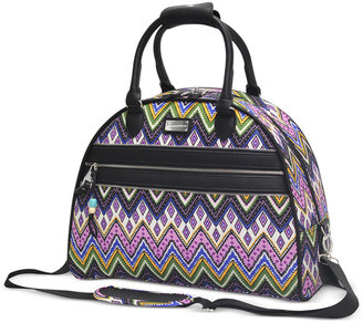 Steve Madden Patchwork Dome Satchel $160 thestylecure.com