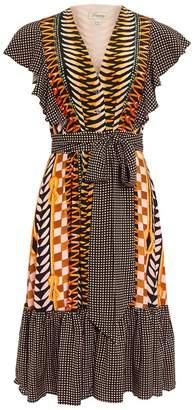 Temperley London Sweetpea Day Dress