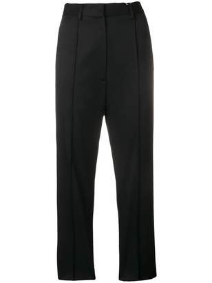 MM6 MAISON MARGIELA tailored cropped trousers
