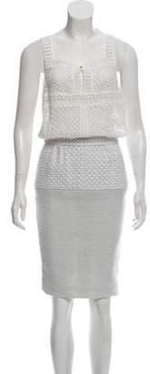 Chanel Sleeveless Midi Dress