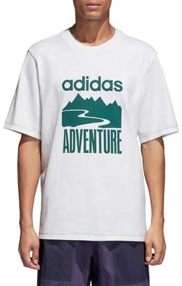 adidas Adventure Graphic T-Shirt