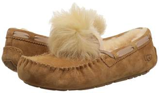 UGG Dakota Pom Pom Women's Flat Shoes