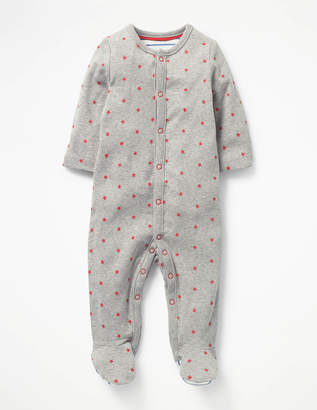 Boden Snuggly Printed Sleepsuit