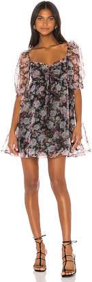 For Love & Lemons Faye Baby Doll Dress