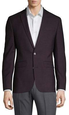 Tonal Plaid Sportcoat