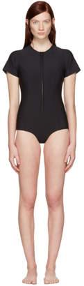 Lisa Marie Fernandez Black Farrah Swimsuit