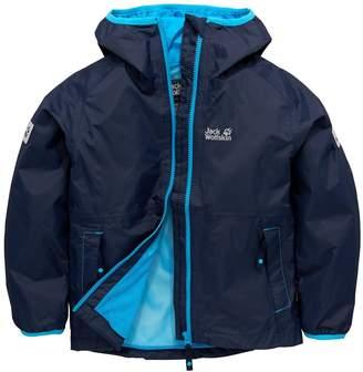 Jack Wolfskin Boys Rainy Days Jacket