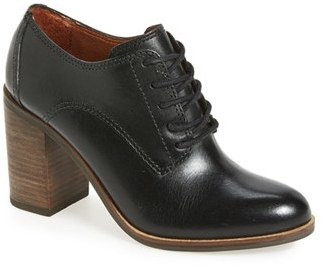Women's Lucky Brand 'Maisie' Derby Style Bootie $128.95 thestylecure.com