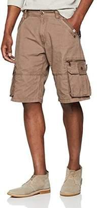 Tom Tailor Men's Cargoshorts Mit Taschen-Und Reißverschlußdetails Short,(Manufacturer Size: 32)