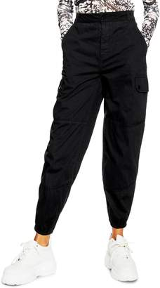 Topshop Tommy Cuff Utility Pants