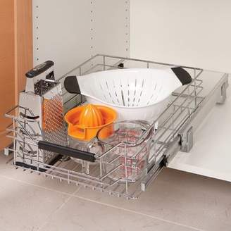Rebrilliant Sliding Storage Drawer
