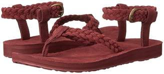 Teva Original Sandal Suede Braid Women's Sandals
