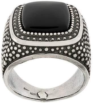 Emanuele Bicocchi stone embellished ring