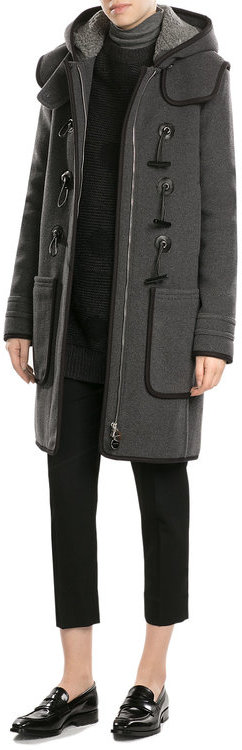 Carven Carven Wool Duffle Coat