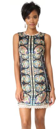 Nanette Lepore Statement Shift Dress $398 thestylecure.com
