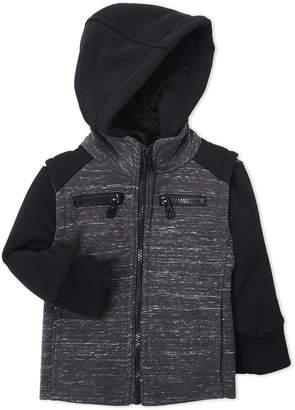 Urban Republic Infant Boys) Hooded Jersey Jacket