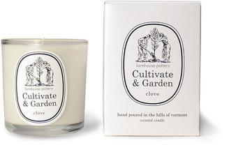 Cultivate & Garden Candle - Clove - Farmhouse Pottery