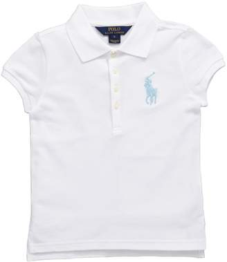 Ralph Lauren Short Sleeve Big Pony Polo T-Shirt